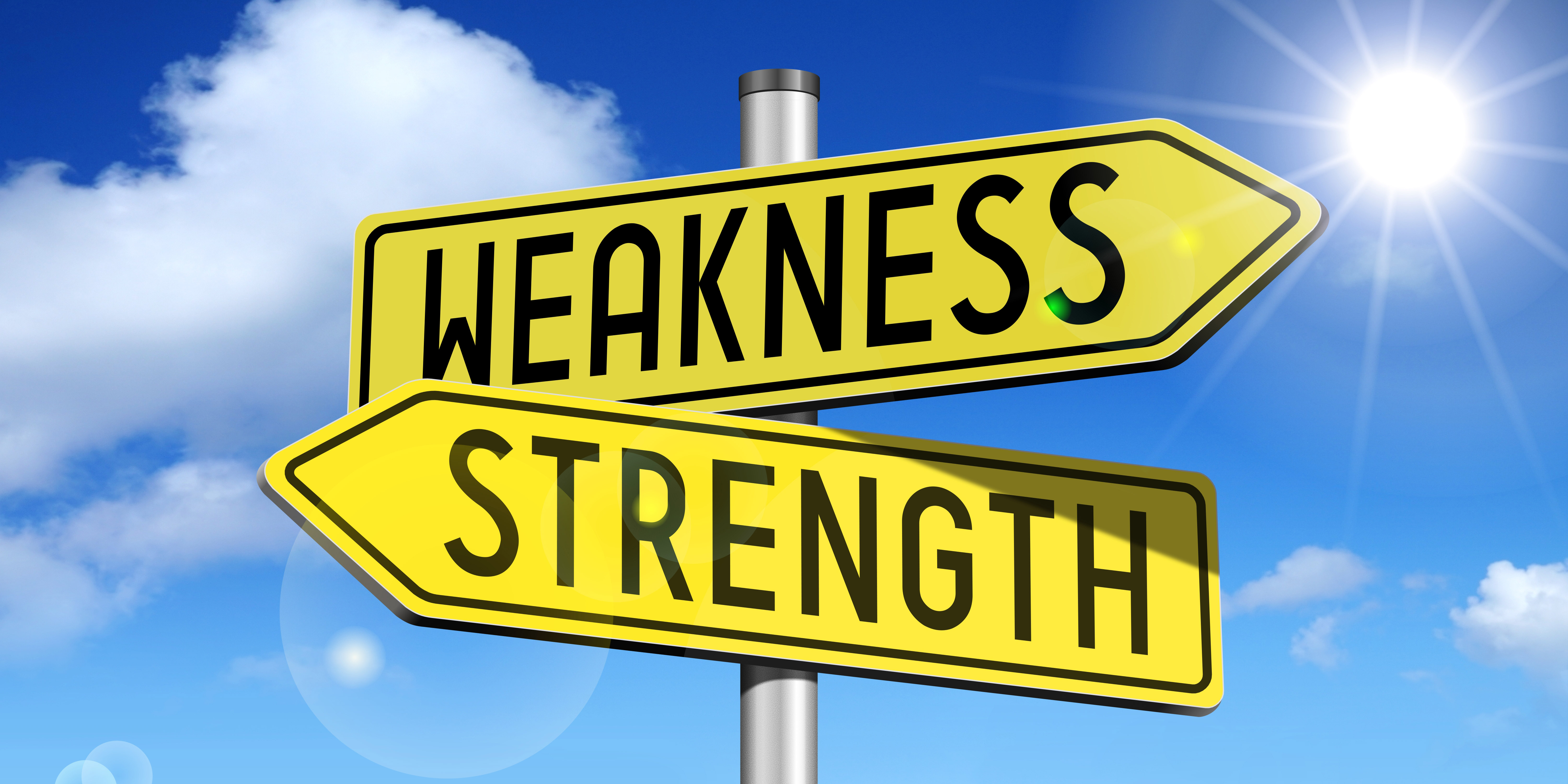 What are your strengths and weaknesses?   MBE Group - Marx